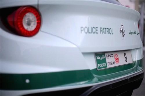 Dubai ra mắt biển xe thông minh, tự động báo cảnh sát, trừ tiền khi phạm luật