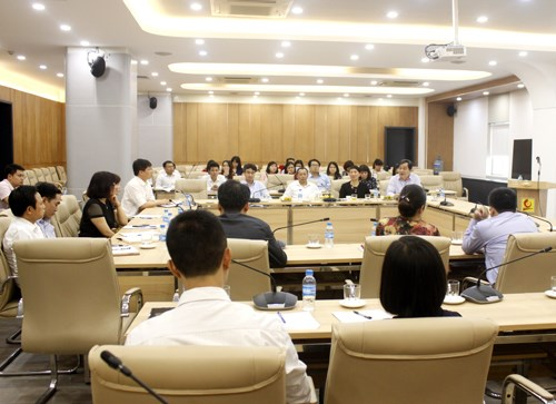 Hội nghị khoa học chuyên ngành năm 2019